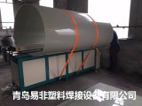 山东青岛塑料板材碰焊机 PP塑料板村焊接卷圆机