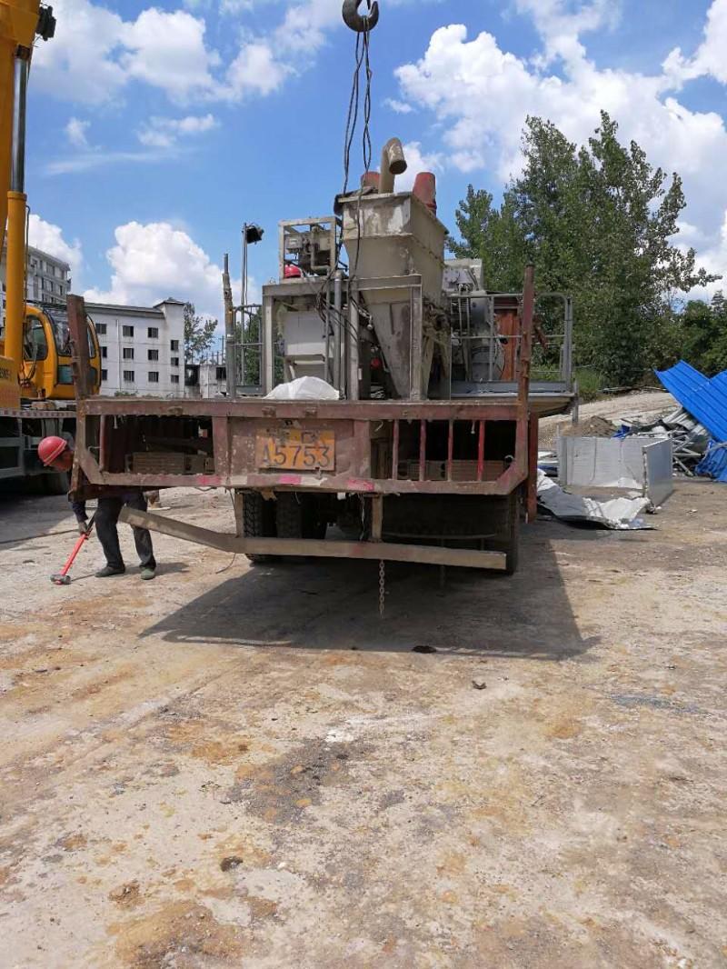 承接大中小型机械设备,工地工厂搬家搬场,整车货物运输