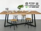 天津新款咖啡厅餐桌椅 创意咖啡厅餐桌椅 个性咖啡厅卡座沙发