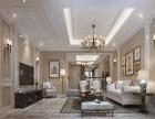 翡翠御园装修设计 南山别墅现代美式风格设计