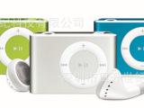 金属无屏礼品插卡苹果夹子MP3数码播放器低价迷你MP3