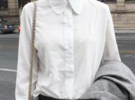 顺义衬衫定做/办公衬衫/工装衬衫加工-纯棉幼师衬衫厂宏盛德诚