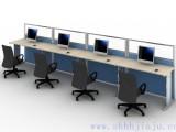 横衡办公家具 屏风办公桌-WA54