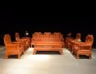 缅甸花梨木沙发11件套价格