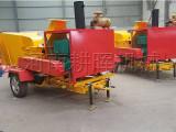 天津移动盘式木材切片机-移动式木屑粉碎机要多少钱