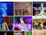 临沂 明星演出代言 模仿秀演出、摇滚音乐节、企鹅展