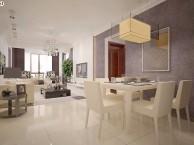 新房装修客厅贴瓷砖还是木地板