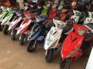 买摩托车要找正规车行 质量保证 货源正规 带发票 代上牌1元