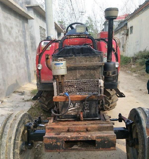 农用车东方红850拖拉机