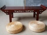 幼儿园国学馆用的桌子椅子尺寸和颜色 露瑶天国学课桌