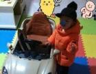 儿童能坐的全新电动车,质量也非常好