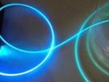(Φ1.5*2.5mm)黑皮导光光纤 光