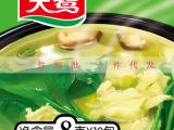 天鹭汤 菠菜蛋花汤 8g袋装 速食汤 开水冲泡 即冲即食 FD冻干技术