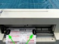 9成新爱普生670K增值税专用打印机