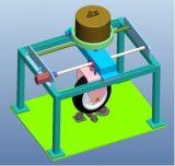 供应新标准电动汽车充电桩碾压寿命试验机