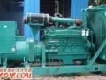 广州二手发电机回收 进口柴油发电机组回收