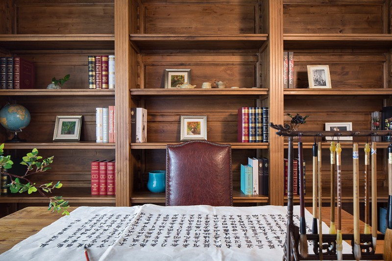 混搭风格-一壶茶,一本书,享受这安逸的美好时光!