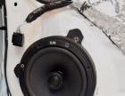 丰田皇冠加装美国8寸DD超低音喜力仕DSP.2
