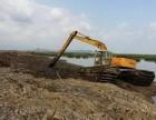 美国卡特320型水陆挖掘机出租服务质量优质