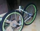 一架自行车,一架电瓶车出售