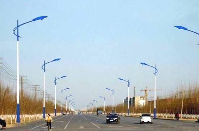四川路灯生产厂家排名市电路灯道路照明LED路灯价格参数