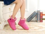 厂家批发新款3352羊皮毛一体ugg雪地靴低筒女靴冬保暖短靴代发