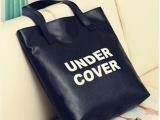 厂家直销新款UN字母包pu皮软皮包欧美时尚大容量单肩女包地摊包包
