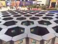 闯关游戏镜子迷宫出租飞机模型租赁大炮模型展览制作出租