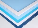 HJ8 面板灯外壳套件 LED灯铝框 石岩面板灯铝框厂家 LED