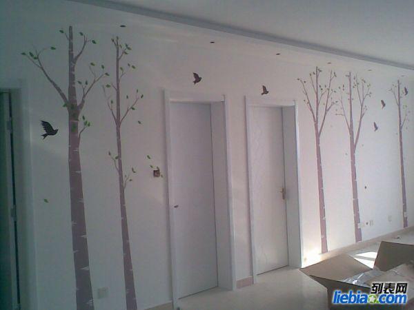手绘壁画 墙画 太原墙绘 墙体彩绘 彩绘 画墙 装饰墙 电视