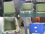 加工定制襄同6061T铝制保温箱滚塑模具铝合金模具