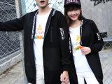 Y33 2016秋装新情侣休闲风衣夹克外
