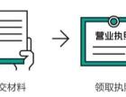 济南市市中区办理个体户注册 公司执照代办,找尹会计