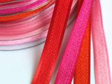 厂家直销10MM韩国丝绒带双面植绒带雪尼尔织带DIY饰品辅料