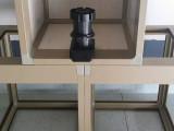 佛山全铝橱柜铝材  晶钢门 防水橱柜 瓷