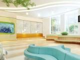 南澳口腔医院设计 眼科医院装修 中医医院设计