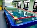福州伊贝莎新款玻璃环流池(方形)