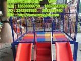 幼儿游乐设备蹦床 公园游乐设施双层蹦床三和新款价格优惠