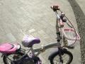 儿童自行车宝宝折叠车童车14寸