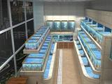 全新鱼缸价格面议|定做大型观赏缸|河鲜池|海鲜池