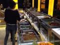 韩国纸上烤肉师傅,纸上烧烤师傅,自助餐汉丽轩厨师