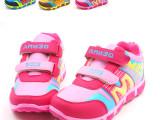 韩版m字男女运动童鞋女童鞋厂家批发宝宝鞋2014鞋子冬款品牌