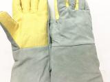 500度 耐高温手套牛皮芳纶防火防烫隔热手套耐磨
