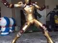 宁波八米新款钢铁侠模型展览出售出租