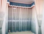 南山区海月窗帘店卖遮光窗帘定做