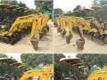 小松 PC56-7 挖掘机  (进口30小挖100台)