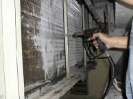 浦东洋泾专业清洗各种家用空调及中央空调