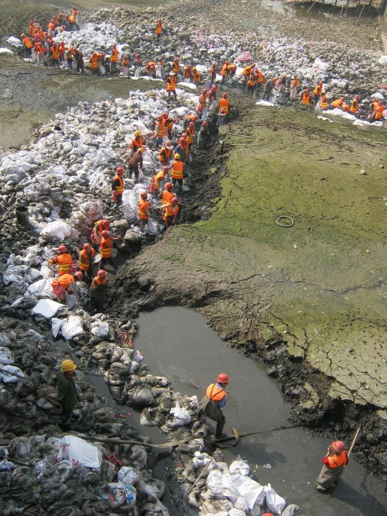 工业管道清淤 箱涵清淤 管道清洗 垃圾清理