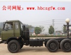 阳泉东风六驱民用沙漠越野卡车底盘配置: