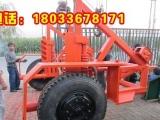 移动灵活电缆拖车 轻松提升线盘液压电缆拖车